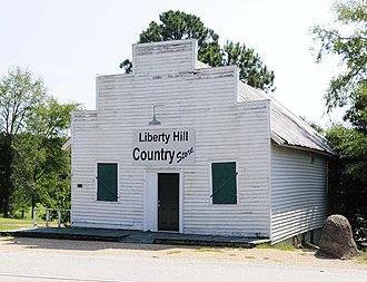 Liberty Hill, South Carolina - Liberty Hill Country Store