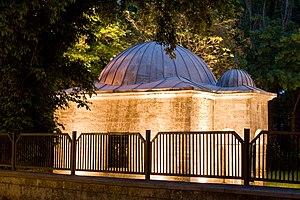 Osman Pazvantoğlu - The library at the mosque