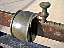 Устройство напольных весов механических