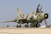 Libyan Air Force Sukhoi Su-22M3 Lofting