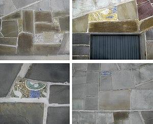 Fassade frontal textur  Kultur- und Kongresszentrum Liederhalle – Wikipedia