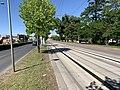 Ligne 5 Tramway Avenue Division Leclerc Sarcelles 1.jpg