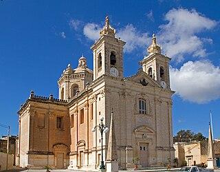 Lija Local council in Central Region, Malta