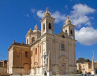 Lija - Lija Parish Church
