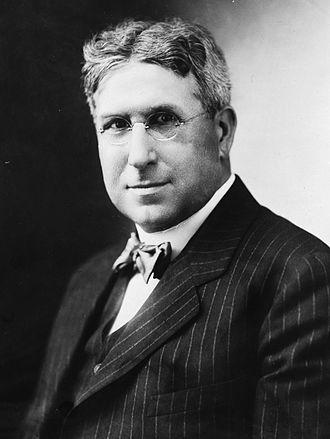 Lindley Miller Garrison - Image: Lindley Garrison, BW photo portrait, 1913