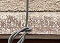 Linteau daté de 1842. Roye.jpg