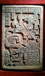 Lintel 25, Maya, about AD 725 - British Museum.jpg