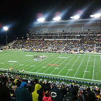 Lions at Tiger-Cats 2014.jpg