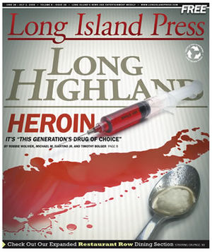 Long Island Press - Image: Lip cover