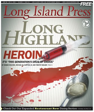 Long Island Press - Image: Lip cover