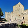 Lisbon Castelo de São Jorge BW 2018-10-03 11-13-09.jpg