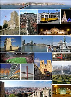 Pictures of Lisbon