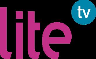 Stingray Lite TV - Lite TV logo used until April 1, 2015.