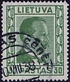Lithuania 1937 MiNr411 B002a.jpg