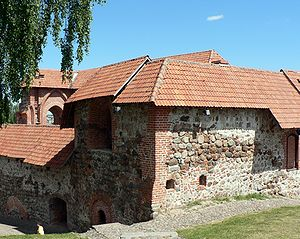 Vilnius Castle Complex - Remains of Upper Castle's Keep