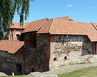 Vilnius Castle Complex - Remains of Upper Castle's Keep