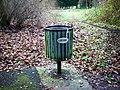 Litter bin, Belfast - geograph.org.uk - 1622962.jpg