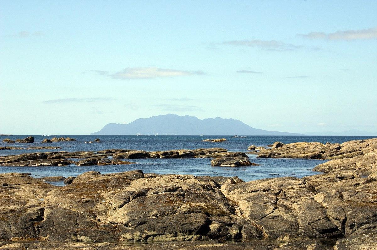 little barrier island