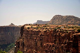Southwestern Arabian montane woodlands