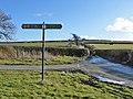 Llangan-Treoes crossroads - geograph.org.uk - 1152172.jpg
