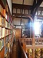 Llyfrgell Sant Deiniol and Gladstone's Library Hawarden Penarlâg 31.JPG