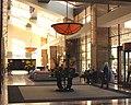 Lobby Inter-Continental Century City (9664741924).jpg