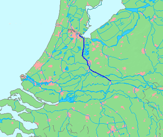 Amsterdam–Rhine Canal canal in the Netherlands