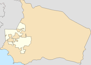 Seremban is located in Seremban