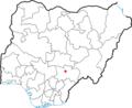 Locator Map Makurdi-Nigeria.png