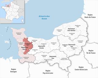 Arrondissement of Saint-Lô Arrondissement in Normandy, France
