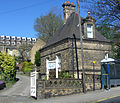 Lodge, Gate and Walls at Etruria House Hotel, Sheffield.jpg