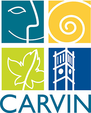 Carvin - Image: Logo CARVIN COULEURS