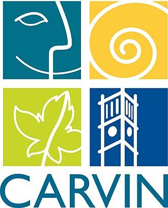 Carvin - Image: Logo CARVIN COULEURS