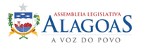 Logo da Assembleia Legislativa de Alagoas.