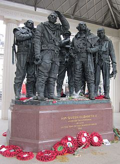 London RAF Bomber Command Memorial.JPG