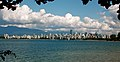 Looking downtown Vancouver from Point Grey - panoramio.jpg