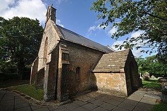 Lopen - The parish church