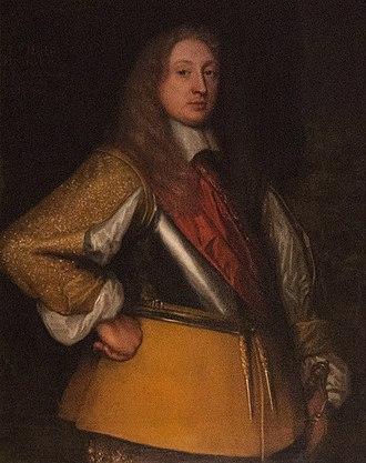 Robert Greville, 2nd Baron Brooke - Lord Brooke