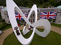 Lotus sculpture at Goodwood Festival of Speed.jpg