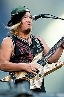 Akira Takasaki Japanese musician