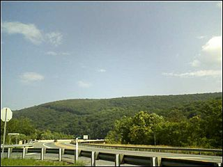 Loudoun Heights (mountain) mountain in United States of America