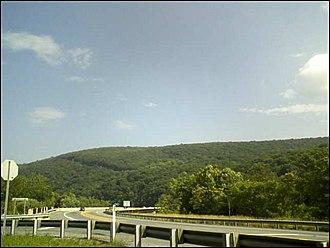 Loudoun Heights (mountain) - Image: Loudoun Heights