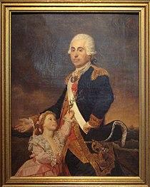 Louis de Rossel de Cercy autoportrait 1785.jpg