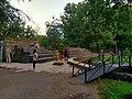 Lovers' Park Yerevan, Robert Boghossian Amphitheatre 17.07.2017.jpg
