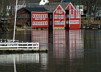 Lowell's Boat Shop on the Merrimack River.JPG