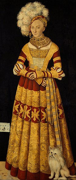 Lucas Cranach the Elder - Duchess Katharina von Mecklenburg - Google Art Project.jpg