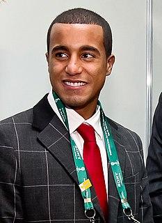 Lucas Moura Brazilian footballer