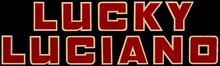 Description de l'image Lucky Luciano (Film) Logo.png.