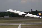 Lufthansa A321 taking-off.jpg