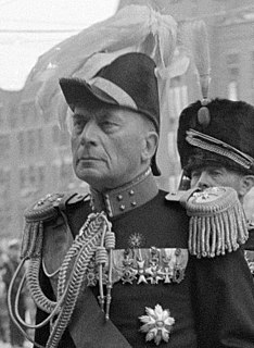 Godfried van Voorst tot Voorst Dutch general